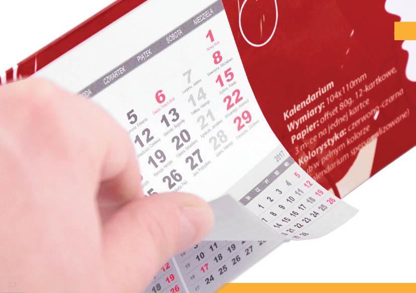 kalendarze zrywane warszawska-drukarnia