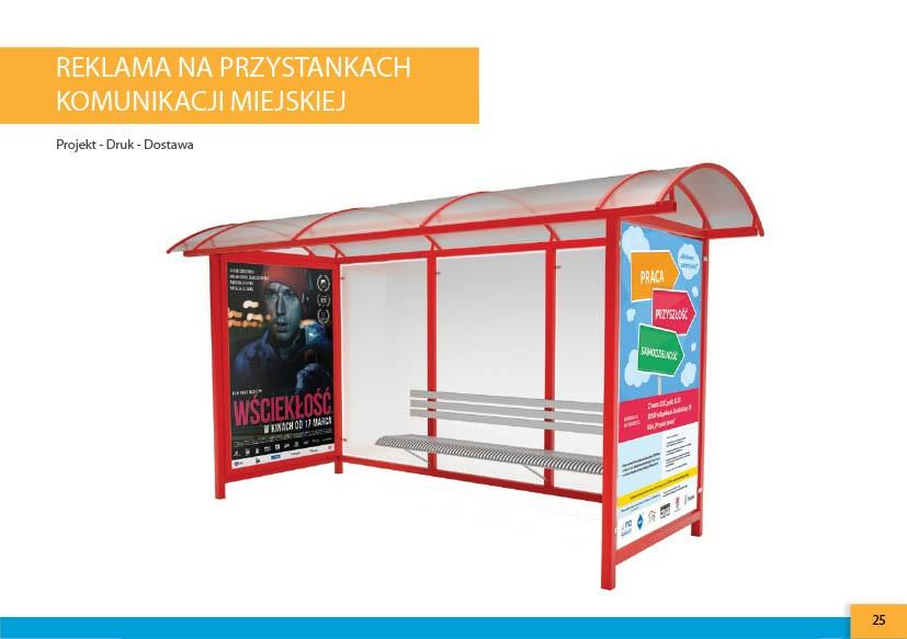 reklama na przystankach warszawska-drukarnia