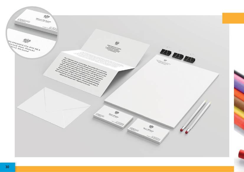 wizytówki, papier firmowy warszawska-drukarnia