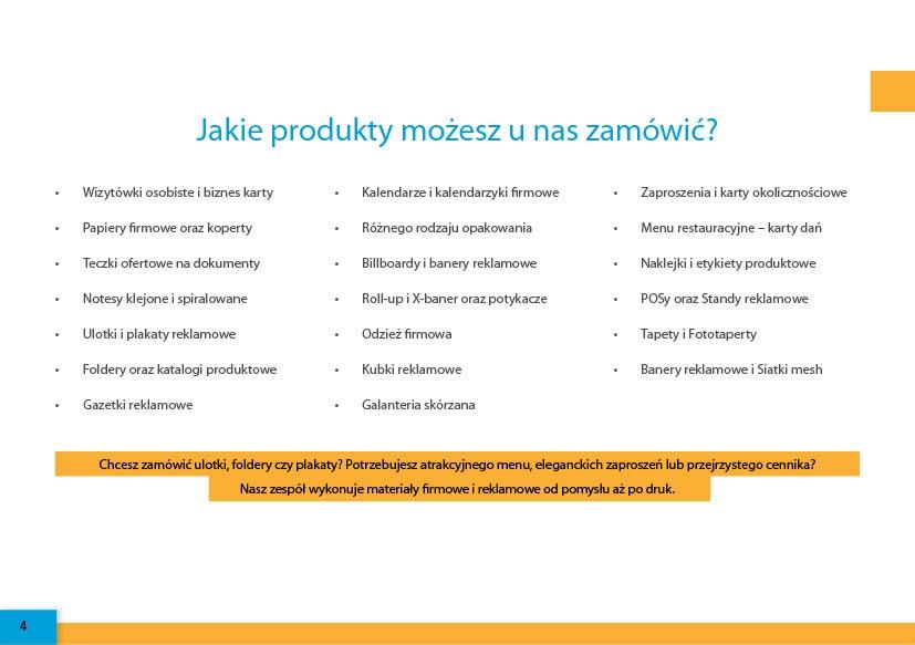 co możesz u nas zamówić warszawska-drukarnia