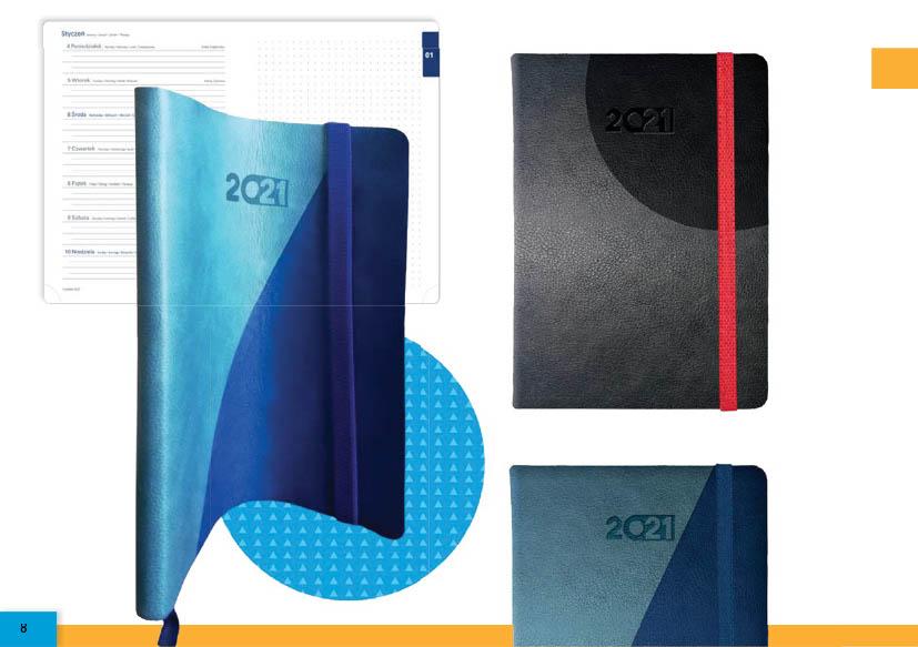 kalendarze książkowe personalizowane warszawska-drukarnia